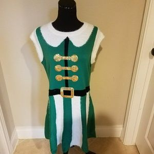 Dresses & Skirts - Elf for the holidays